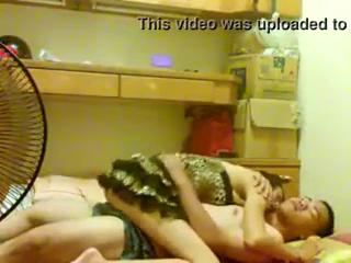 Taiwan couple hostel sex video