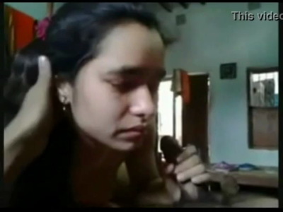 desi Desi Girl Reshma sucking cock
