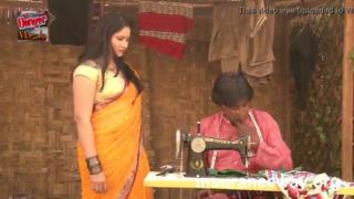 desi Indian bhabhi fucked by tailor