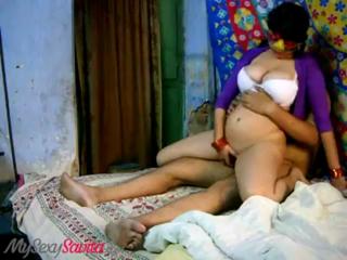 desi Desi Oriya Bhabhi fucked from backside