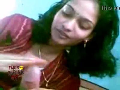 desi Indian wife Aditi sucking cock