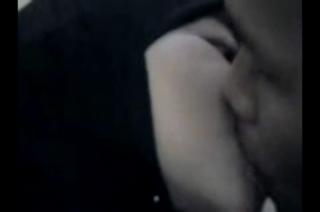 Ciuman mesra ngentot pacar berjilbab