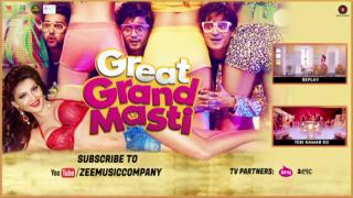 Resham Ka Rumaal - Great Grand Masti - Riteish Deshmukh