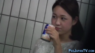 Odd japanese piss public