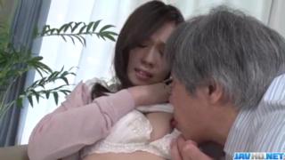 Kakek bejat rayu cucu berbuat seks
