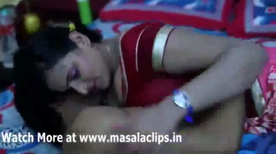 desi Indian lover playing in bedroom